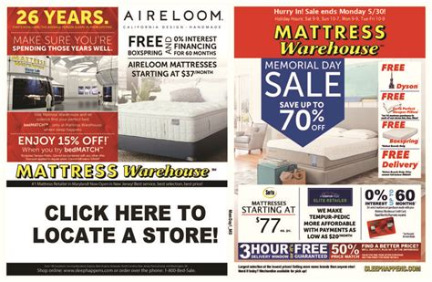 Mattress Sale Memorial Day by Flipsnack Veterans Day 2016 By Mattress Warehouse