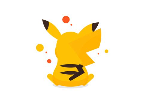 Sprei Fata No 1 Happy Run pikachu gif find on giphy