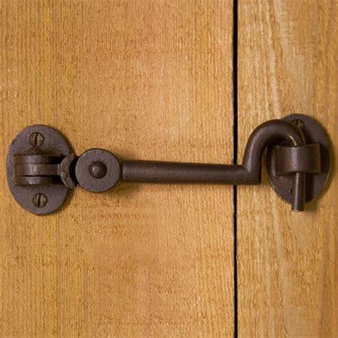 barn door look simple barn door lock letter photo