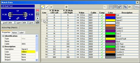 windows software for the cableeye pc based cable tester