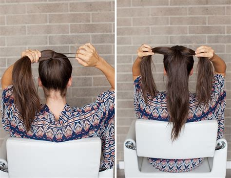 how to do a bun at the base of the neck hair diy braided bun inspired by this