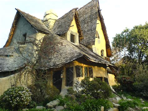 Cottage Witch by Inkspired Musings Fanciful Homes And Their Paper Dolls