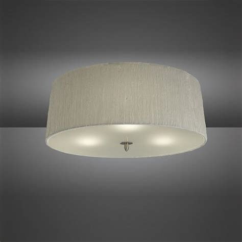 lua contemporary flush fitting ceiling light the