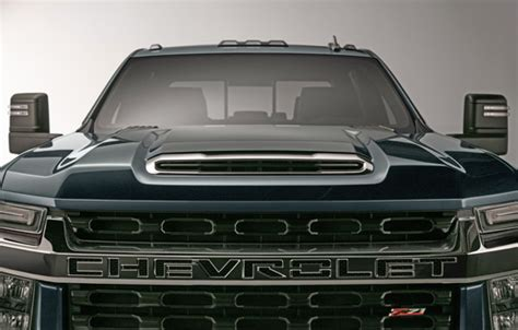2020 Chevrolet Silverado Hd Teased by Chevrolet Offers More Details On 2020 Silverado Hds