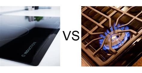 induction stove versus gas induction cooktops vs gas cooktops top cookware