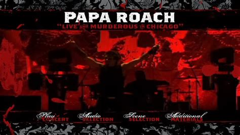 Papa Roach 01 dvd