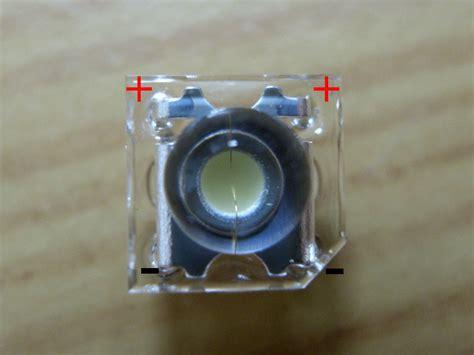 dioda led superflux led polung erkennen und widerstandsberechnung kritze de