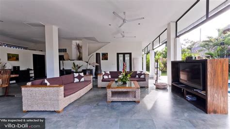 the living room seminyak villa surga in seminyak bali 2 bedrooms best price reviews