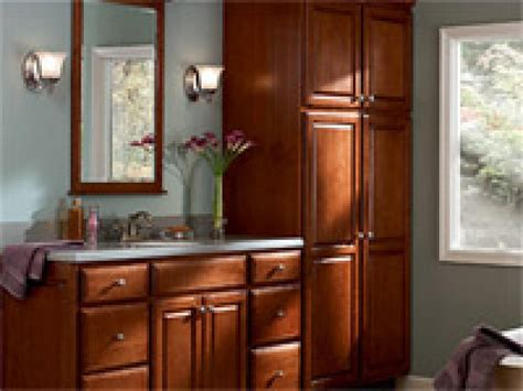 kitchen cabinets in bathroom guide to selecting bathroom cabinets hgtv