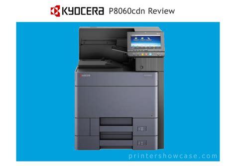 color printer reviews color laser printer review kyocera p8060cdn