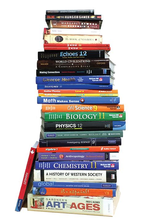 Book Stack book stack no back reduced web 171 alpha textbooks