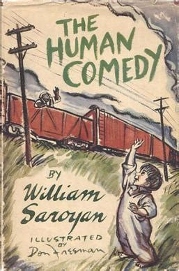 themes in comedy literature the human comedy novel wikipedia