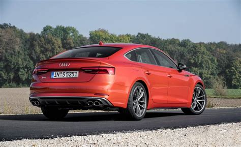 2020 Audi S5 Sportback by 2018 Audi S5 Sportback Specifications And Reviews Best