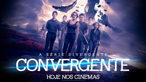 A Série Divergente: Convergente - Hoje nos cinemas - YouTube