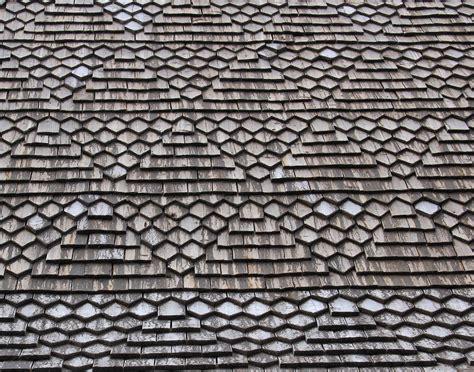 wood roof pattern roof shingle
