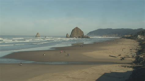 cannon beach webcam live web cameras on the oregon coast