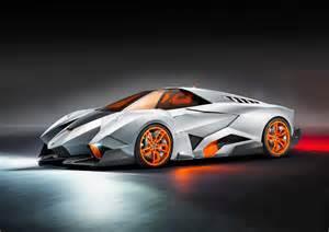 Lamborghini Igoista Lamborghini Egoista Concept 2013 Supercar Cg