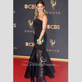 Natalie Morales Red Dress | 800 x 1200 jpeg 295kB