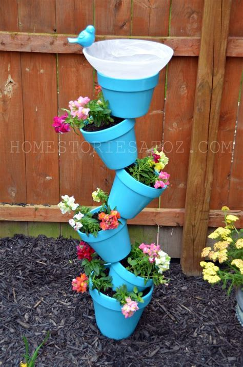 planters diy 25 creative diy vertical gardens for your home