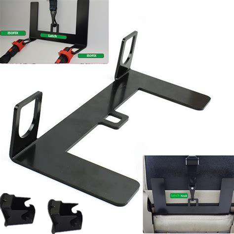 Kindersitz Auto Befestigen by Universal Isofix Kindersitz Befestigung Halterung