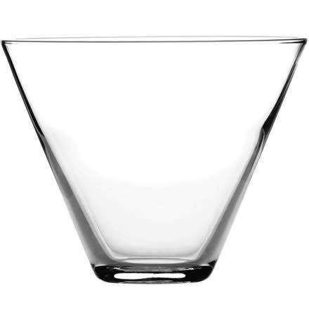 stemless martini glasses libbey stemless martini glasses 14 1oz 400ml pack of 12