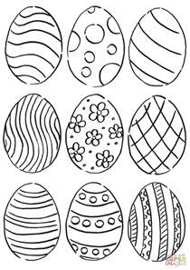 repetitive patterns coloring book inspired by ukrainian easter egg pysanky motifs for leisure rest recreation volume 1 books easter eggs pattern coloring page free printable