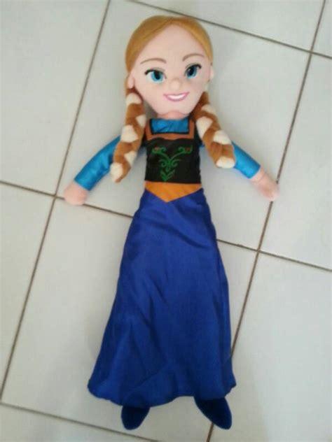 Best Seller Boneka Frozen Elsa Kado Mainan Anak Boneka Elsa jual boneka frozen elsie dan sofia yellow90