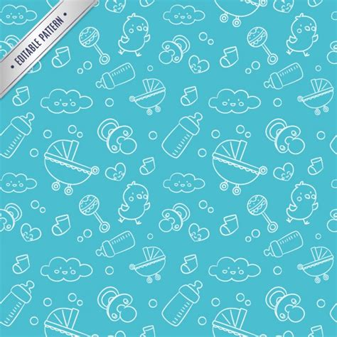 download pattern freepik baby background vectors photos and psd files free download