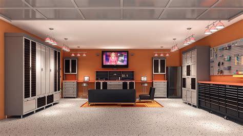 Wonderful Garage Remodel Into Living Space #4: Modern-Man-Cave-Furniture-Pictures.jpg
