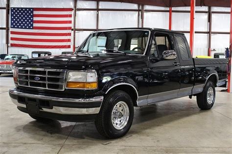 1995 Ford F150 For Sale by 1995 Ford F150 My Classic Garage