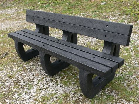 outdoor bench ends colne 4 seater garden bench moulded ends
