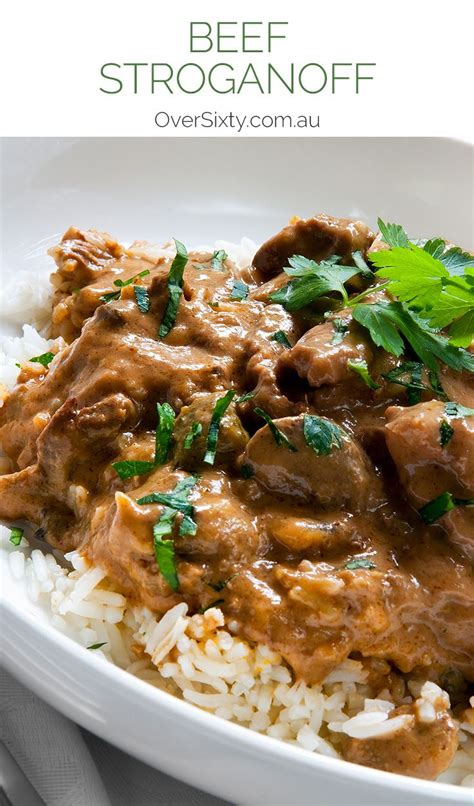 beef comfort food 1000 ideas about classic beef stroganoff recipe on
