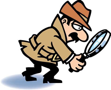 immagini clipart detective clipart free clipart images clipartix