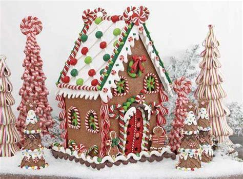 Ideas For Gingerbread Houses by Thirty Something And Friend 12