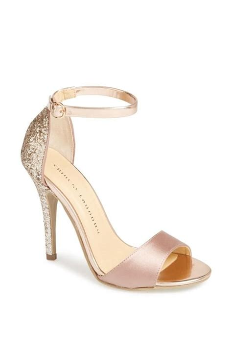 25 best ideas about gold heels on