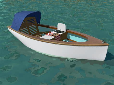 punt boat design picnic punt fwd boat design net
