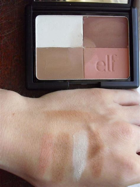 e l e l f studio cool bronzer reviews photos ingredients