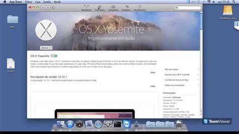 video tutorial yosemite mac mini 2007 yosemite ptbr youtube