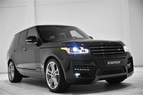 range rover the exclusive startech refinement program for the 2013