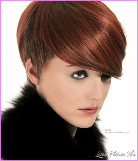haircuts for shorter in back longer in front haircuts short in back long front latestfashiontips com
