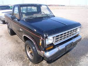 1987 Ford Ranger For Sale Auto Auction Ended On Vin 1ftcr11a3huc75785 1987 Ford