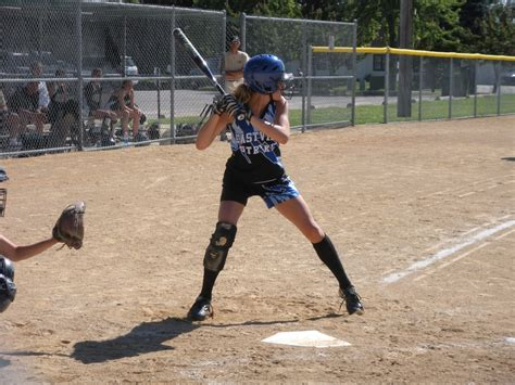 correct batting swing player profile paige palkovich college sports