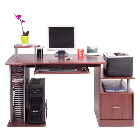 Laptop Desk Station San Diego Computer Desk Work Station Pc Table Bench Home Office Study Furniture