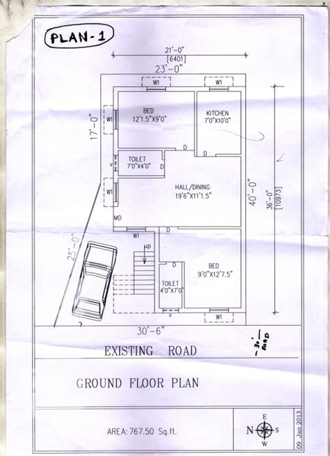 Layout Approval Process In Chennai | chennai house plan approval house plans