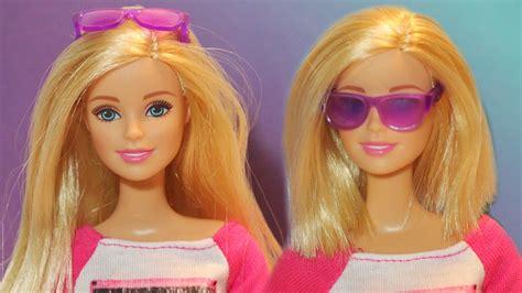 doll hair how to cut doll hair