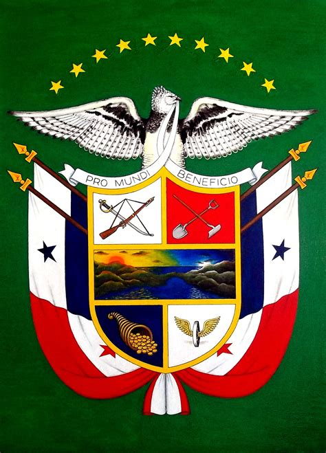imagenes los simbolos patrios de panama s 237 mbolos patrios de la rep 250 blica de panam 225