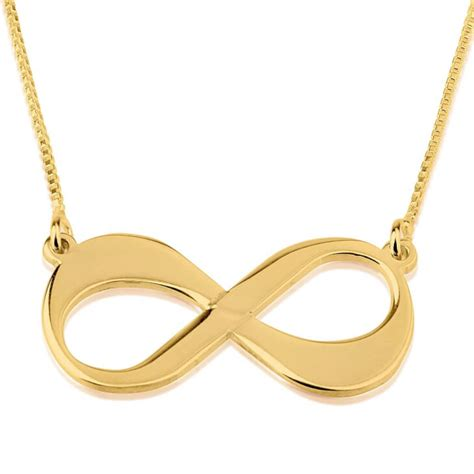 where to buy infinity necklace 24k gold plated infinity necklace buy now