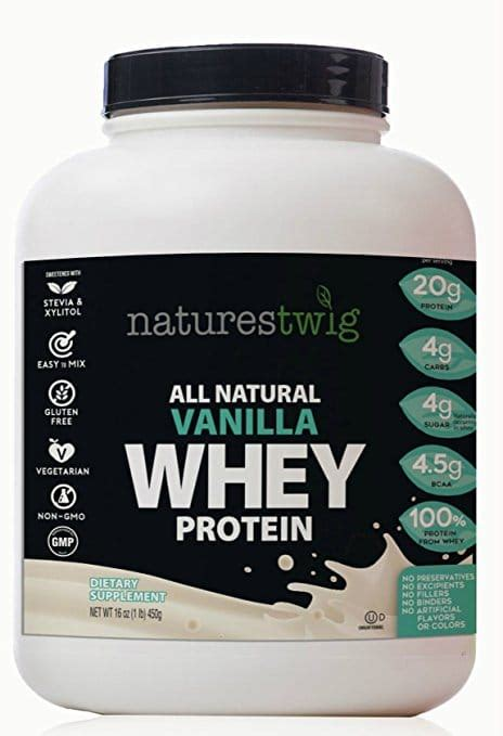 Whey Lmen Best Tasting Protein Powders In 2017 Whey Protein For