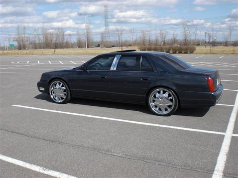 2001 cadillac dts one8seven187 s 2001 cadillac dts in south side of mtl qc