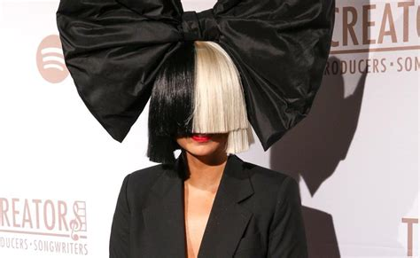 Spotted Wearing A Cheap Wig by Sia Spotted Without Trademark Wig The West Australian